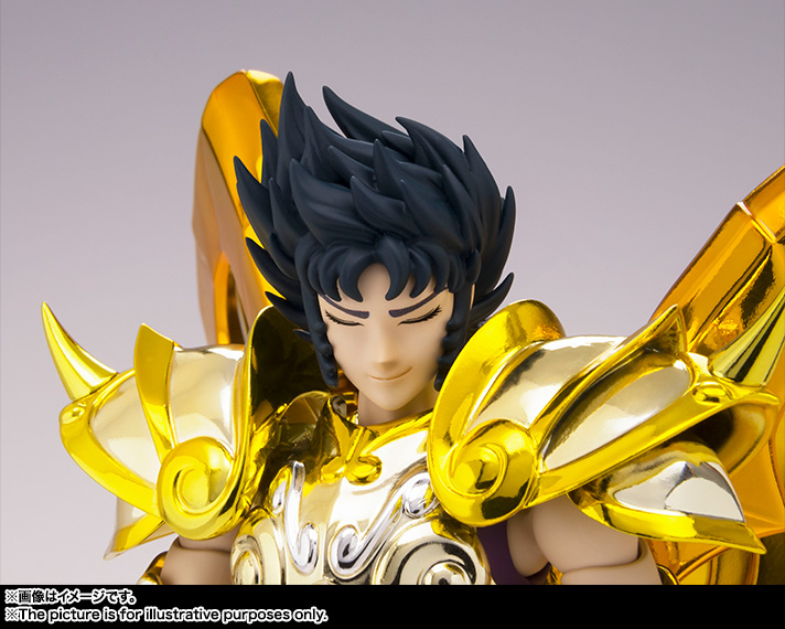 Saint Cloth Myth EX CAPRICONE SHURA(GOD CLOTH) 09