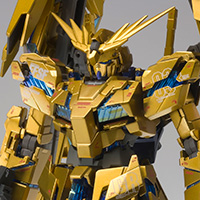 GUNDAM FIX FIGURATION METAL COMPOSITE UNICORN GUNDAM 3RD UNIT PHENEX