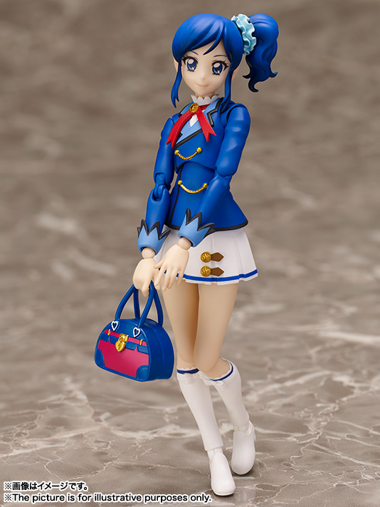 S.H.Figuarts AOI KIRIYA (winter uniform version) 01