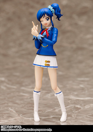 S.H.Figuarts AOI KIRIYA (winter uniform version) 02