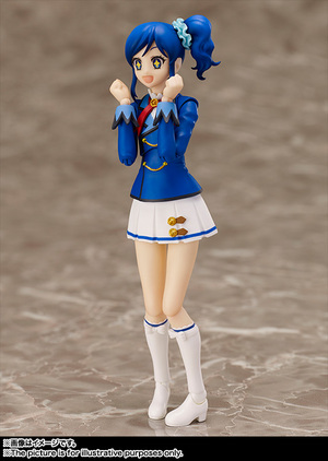 S.H.Figuarts AOI KIRIYA (winter uniform version) 03