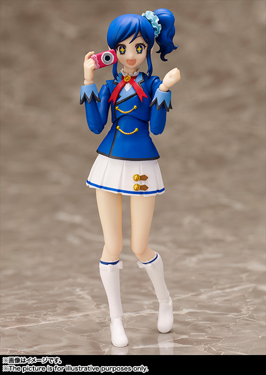 S.H.Figuarts AOI KIRIYA (winter uniform version) 04