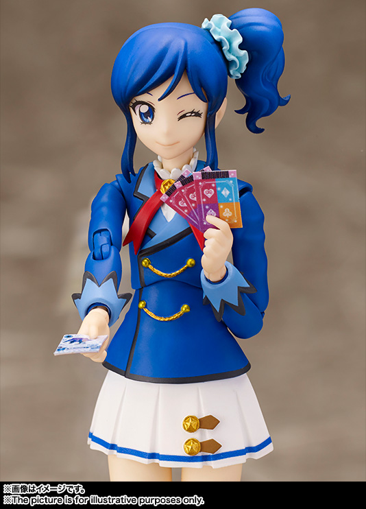 S.H.Figuarts AOI KIRIYA (winter uniform version) 07