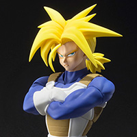 S.H.Figuarts SUPER SAIYAN TRUNKS
