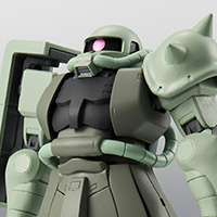 THE ROBOT SPIRITS <SIDE MS> MS-06 ZAKUⅡver. A.N.I.M.E.