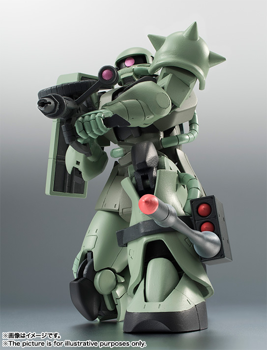 ROBOT魂 <SIDE MS> MS-06 量産型ザク ver. A.N.I.M.E. 03
