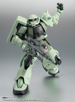 ROBOT魂 <SIDE MS> MS-06 量産型ザク ver. A.N.I.M.E. 05