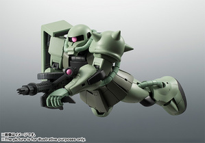 ROBOT魂 <SIDE MS> MS-06 量産型ザク ver. A.N.I.M.E. 08