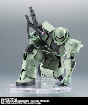 ROBOT魂 <SIDE MS> MS-06 量産型ザク ver. A.N.I.M.E. 09