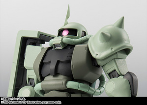 ROBOT魂 <SIDE MS> MS-06 量産型ザク ver. A.N.I.M.E. 10