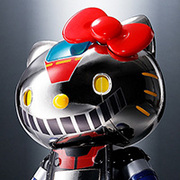 HELLO KITTY (Mazinger Z color)