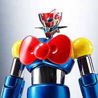 CHOGOKIN  Mazinger Z (HELLO KITTY color)
