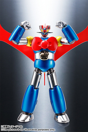 CHOGOKIN  Mazinger Z (HELLO KITTY color) 05