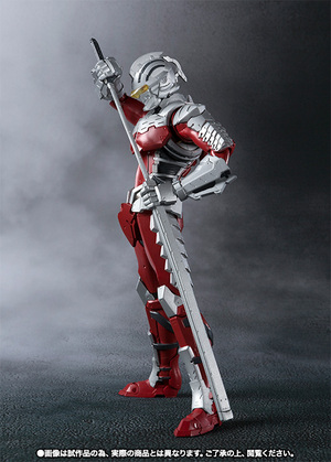 ULTRA-ACT ULTRA-ACT × S.H.Figuarts ULTRAMAN SUIT ver 7.2 02