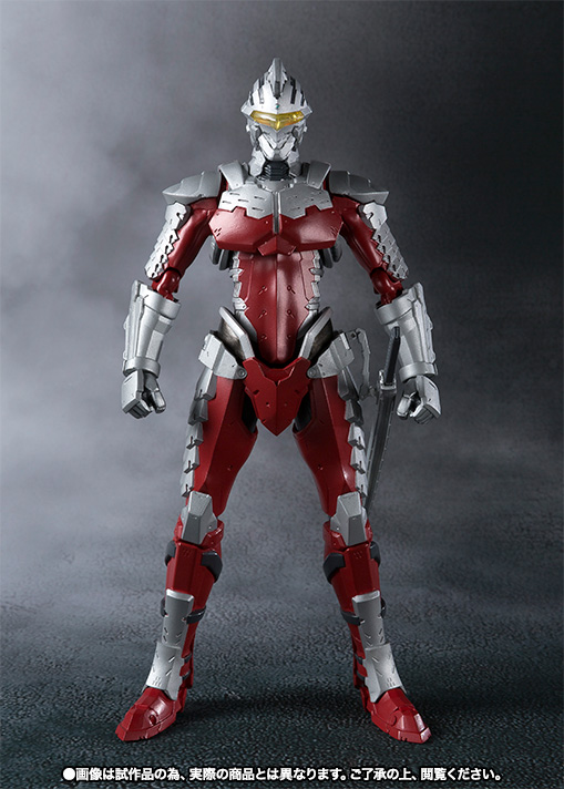 ULTRA-ACT ULTRA-ACT × S.H.Figuarts ULTRAMAN SUIT ver 7.2 03