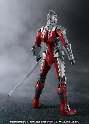 ULTRA-ACT ULTRA-ACT × S.H.Figuarts ULTRAMAN SUIT ver 7.2 04