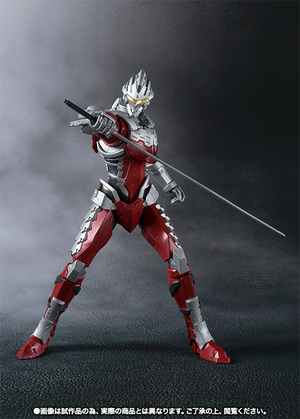 ULTRA-ACT ULTRA-ACT × S.H.Figuarts ULTRAMAN SUIT ver 7.2 05