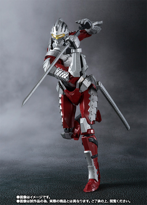 ULTRA-ACT ULTRA-ACT × S.H.Figuarts ULTRAMAN SUIT ver 7.2 06