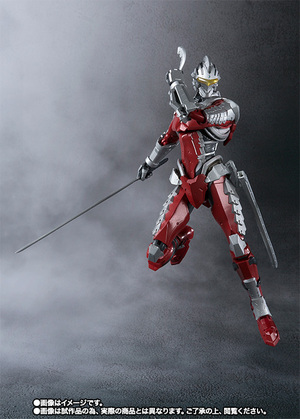 ULTRA-ACT ULTRA-ACT × S.H.Figuarts ULTRAMAN SUIT ver 7.2 07