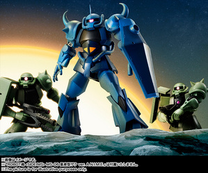 THE ROBOT SPIRITS <SIDE MS> MS-07B グフ ver. A.N.I.M.E. 13