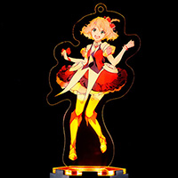 TamaColle Acrylic stand key ring Freyja Wion