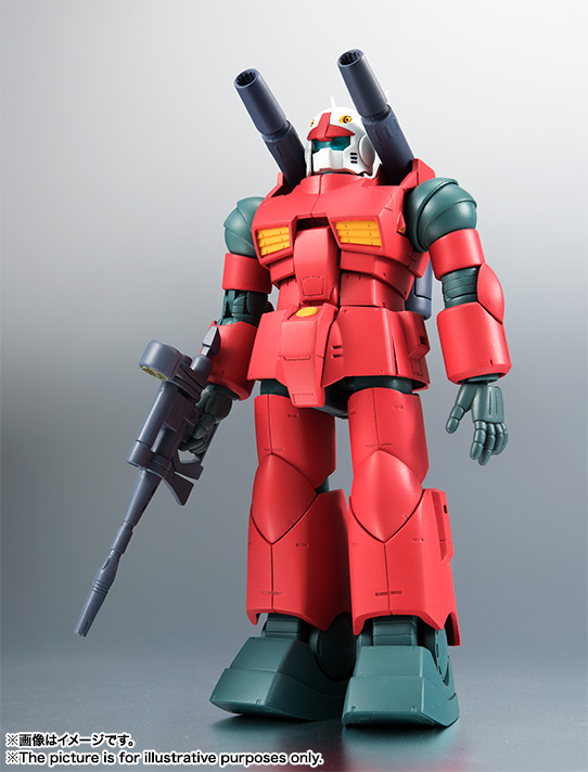 ROBOT魂 <SIDE MS> RX-77-2 ガンキャノン ver. A.N.I.M.E. 01