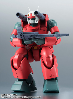 ROBOT魂 <SIDE MS> RX-77-2 ガンキャノン ver. A.N.I.M.E. 02