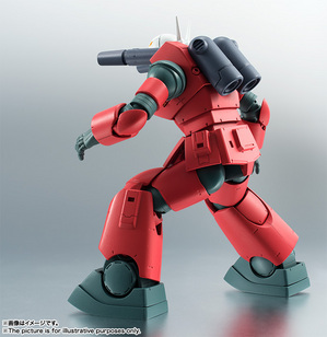ROBOT魂 <SIDE MS> RX-77-2 ガンキャノン ver. A.N.I.M.E. 03