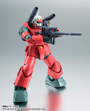 ROBOT魂 <SIDE MS> RX-77-2 ガンキャノン ver. A.N.I.M.E. 06