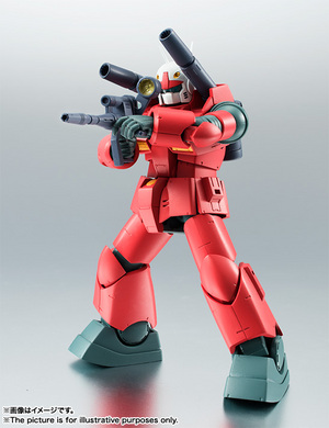 ROBOT魂 <SIDE MS> RX-77-2 ガンキャノン ver. A.N.I.M.E. 07