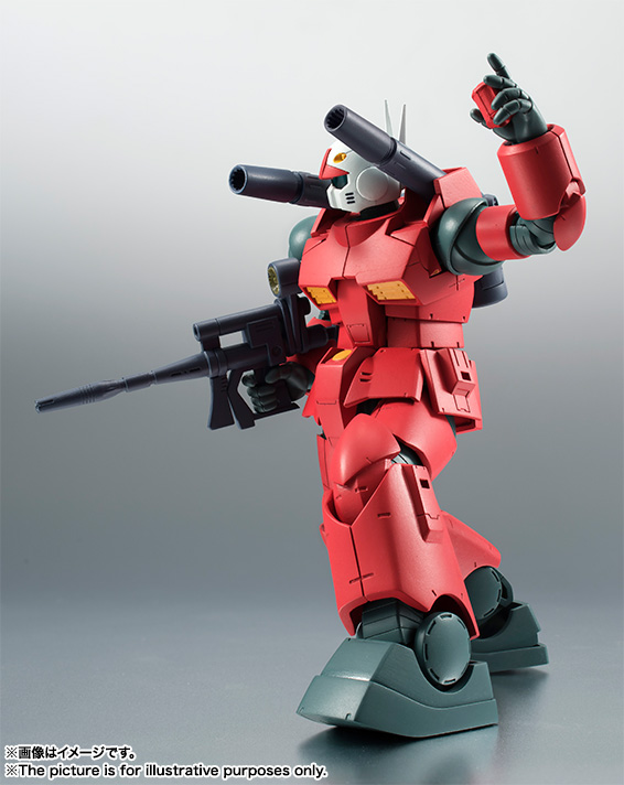 ROBOT魂 <SIDE MS> RX-77-2 ガンキャノン ver. A.N.I.M.E. 08
