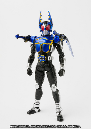 S.H.Figuarts(真骨彫製法) 仮面ライダーガタック ライダーフォーム 06