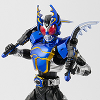 S.H.Figuarts(真骨彫製法) 仮面ライダーガタック ライダーフォーム【2016年10月発送分】