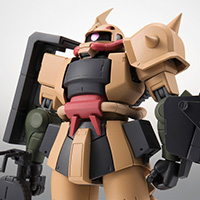 THE ROBOT SPIRITS <SIDE MS> MS-06D ザク・デザートタイプ ver. A.N.I.M.E.