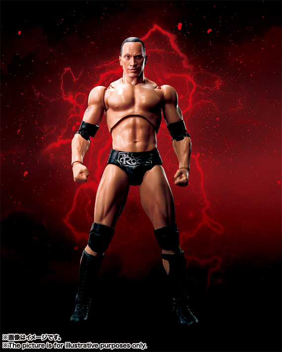 S.H.Figuarts The Rock 02
