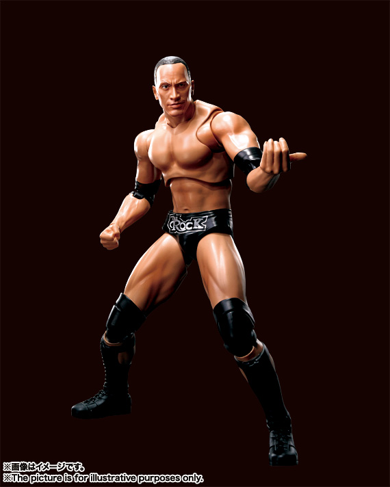 S.H.Figuarts The Rock 04