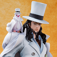 FiguartsZERO ロブ・ルッチ -ONE PIECE  FILM GOLD Ver.-
