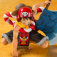 FiguartsZERO モンキー・D・ルフィ -ONE PIECE FILM GOLD Opening Ver.-