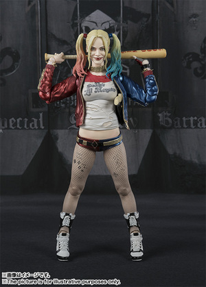 SHFiguarts Harley Quinn (Suicide Squad) 04