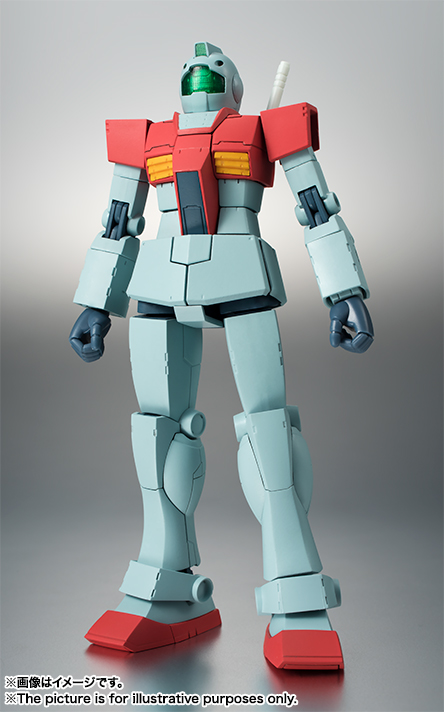 THE ROBOT SPIRITS <SIDE MS> RGM-79 ジム ver. A.N.I.M.E. 01