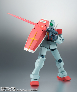 THE ROBOT SPIRITS <SIDE MS> RGM-79 ジム ver. A.N.I.M.E. 03