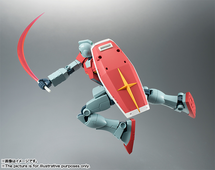 THE ROBOT SPIRITS <SIDE MS> RGM-79 ジム ver. A.N.I.M.E. 07