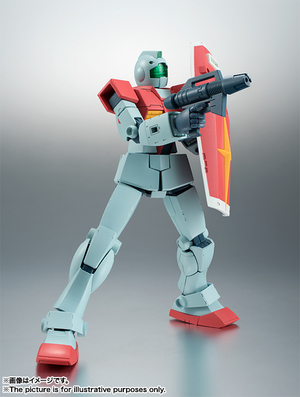 THE ROBOT SPIRITS <SIDE MS> RGM-79 ジム ver. A.N.I.M.E. 10