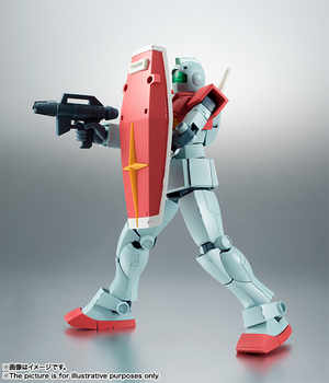 THE ROBOT SPIRITS <SIDE MS> RGM-79 ジム ver. A.N.I.M.E. 13