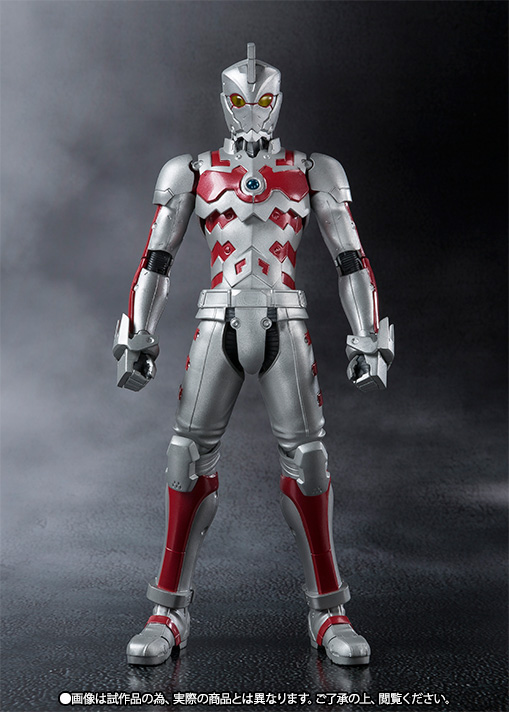ULTRA-ACT ULTRA-ACT × S.H.Figuarts ACE SUIT 02