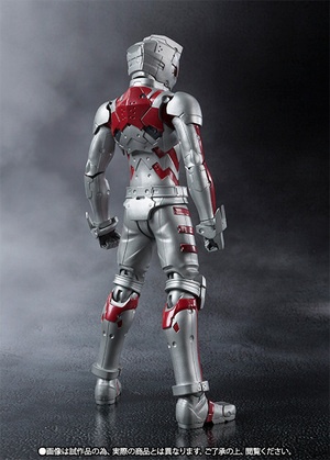 ULTRA-ACT ULTRA-ACT × S.H.Figuarts ACE SUIT 03