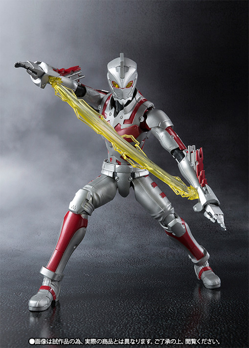 ULTRA-ACT ULTRA-ACT × S.H.Figuarts ACE SUIT 04