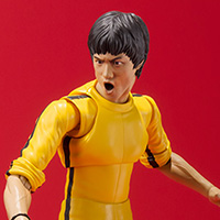 S.H.Figuarts ブルース・リー(Yellow Track Suit)