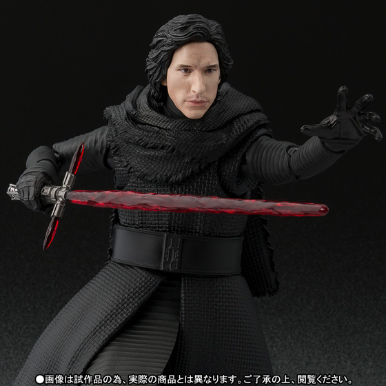 S.H.Figuarts カイロ・レン(THE FORCE AWAKENS) 01