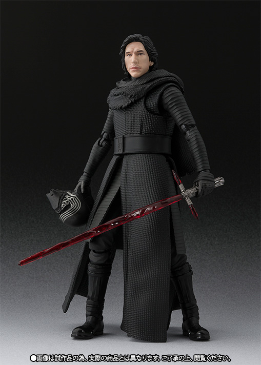S.H.Figuarts カイロ・レン(THE FORCE AWAKENS) 04